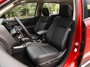 2019款2.4L 四驱致享版7座 前排座椅