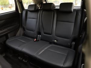 2019款2.4L 四驱致享版7座 后排座椅