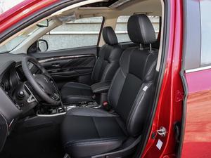2019款2.4L 四驱致享版 前排座椅