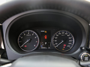 2016款2.4L 四驱7座尊贵版 仪表
