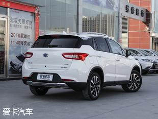 广汽三菱2018款祺智PHEV