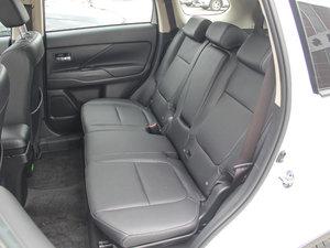 2018款2.0L 两驱嘉乐版 后排座椅