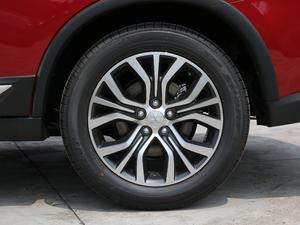 2018款2.4L 四驱精英版 轮胎