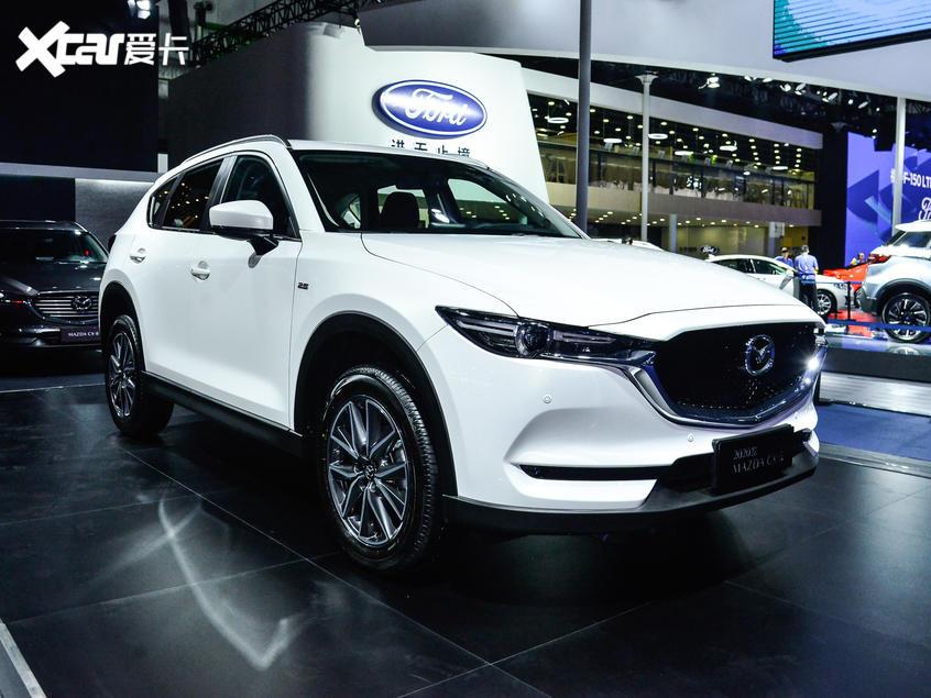 长安马自达2020款马自达CX-5