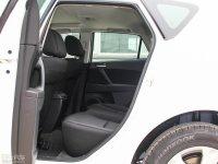 空间座椅马自达3星骋两厢后排空间