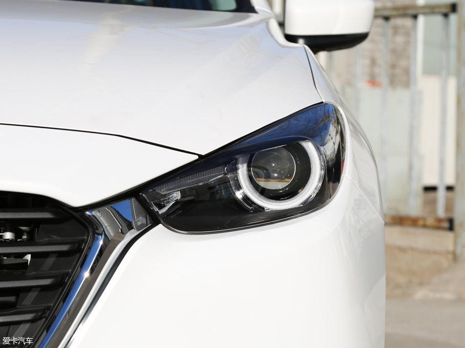 2017款昂克赛拉三厢 1.5L 自动尊贵型