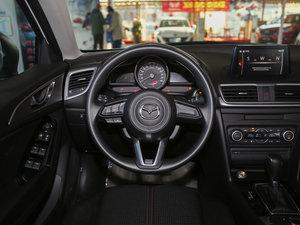 2017款三厢 1.5L 自动豪华型 方向盘