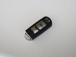 2017款三厢 1.5L 自动豪华型 钥匙