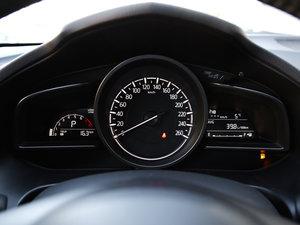 2017款三厢 1.5L 自动尊贵型 仪表