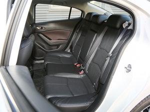 2017款三厢 1.5L 自动尊贵型 后排座椅