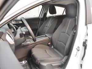 2017款两厢 1.5L 自动豪华型 前排座椅