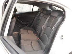 2017款两厢 1.5L 自动豪华型 后排座椅