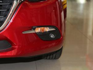 2017款两厢 1.5L 手动舒适型 雾灯