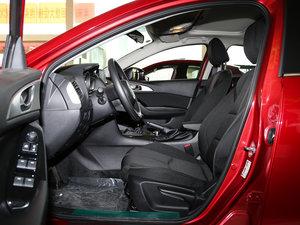 2017款两厢 1.5L 手动舒适型 前排空间