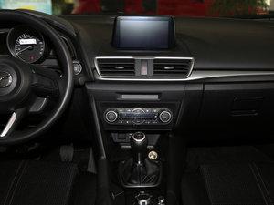 2017款两厢 1.5L 手动舒适型 中控台