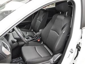 2017款三厢 1.5L 手动舒适型 前排座椅