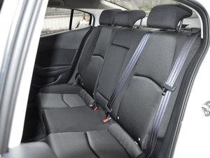 2017款三厢 1.5L 手动舒适型 后排座椅