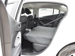 2017款三厢 1.5L 手动舒适型 后排座椅放倒
