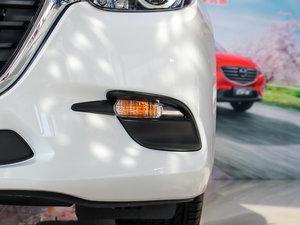 2017款两厢 1.5L 自动舒适型 雾灯