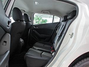 2017款两厢 1.5L 自动舒适型 后排空间