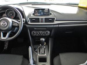 2017款两厢 1.5L 自动舒适型 中控台