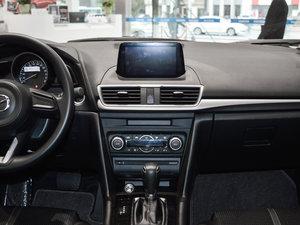 2017款三厢 1.5L 自动豪华型 中控台