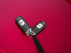 2017款两厢 2.0L 自动运动型 钥匙