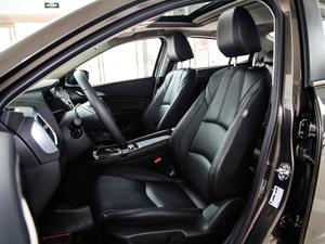 2017款三厢 2.0L 自动尊贵型 前排座椅