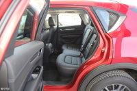 空间座椅马自达CX-5后排空间