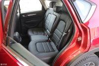 空间座椅马自达CX-5后排座椅