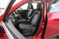空间座椅马自达CX-5前排座椅