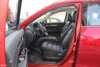 空间座椅马自达CX-5前排空间