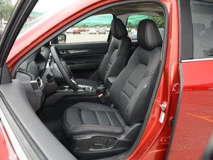 2017款2.5L 自动四驱旗舰型 前排座椅