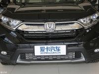 细节外观本田CR-V中网