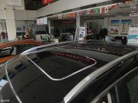 细节外观本田CR-V车顶