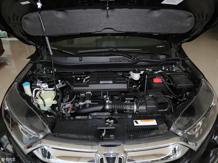 2018款本田CR-V240TURBO 两驱舒适版
