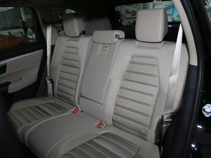 2018款240TURBO 两驱舒适版 后排座椅