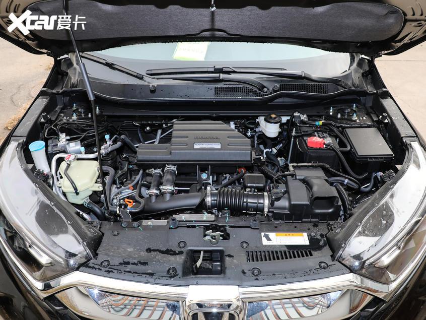 东风本田2019款本田CR-V