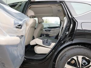 2019款240TURBO CVT两驱舒适版 后排座椅放倒