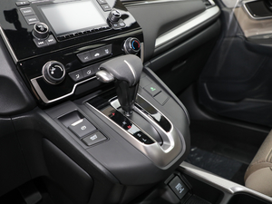 2019款240TURBO CVT两驱舒适版 变速挡杆