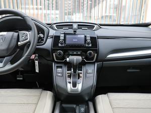 2019款240TURBO CVT两驱舒适版 中控台