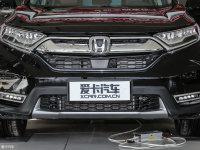 细节外观本田CR-V锐・混动中网