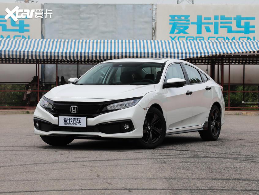 本田中国公布8月份销量同比增长近20%-爱卡汽车