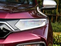 細節外觀本田XR-V頭燈