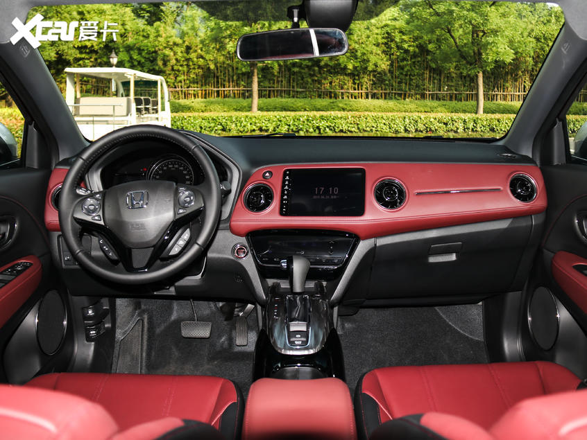 东风本田2019款本田XR-V