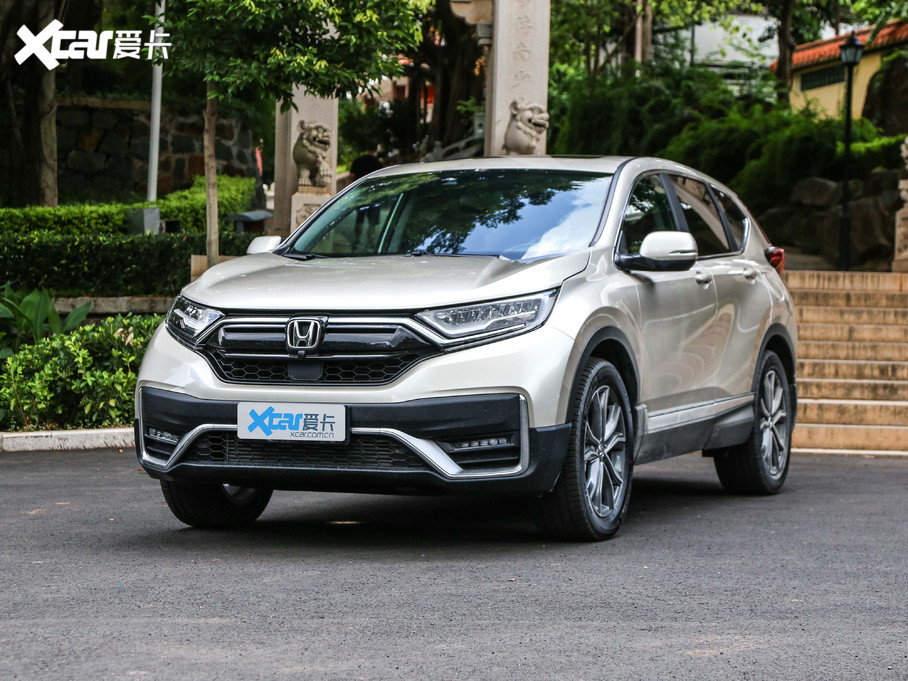 2021款本田CR-V240TURBO CVT四驱尊耀版