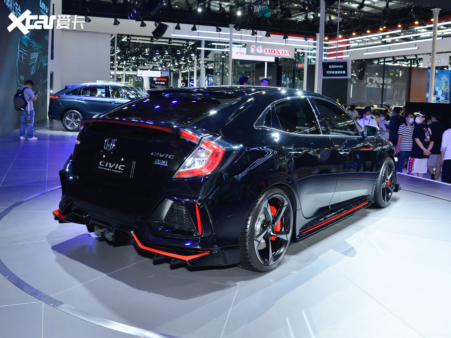 2020款思域HATCHBACKHatchback概念车