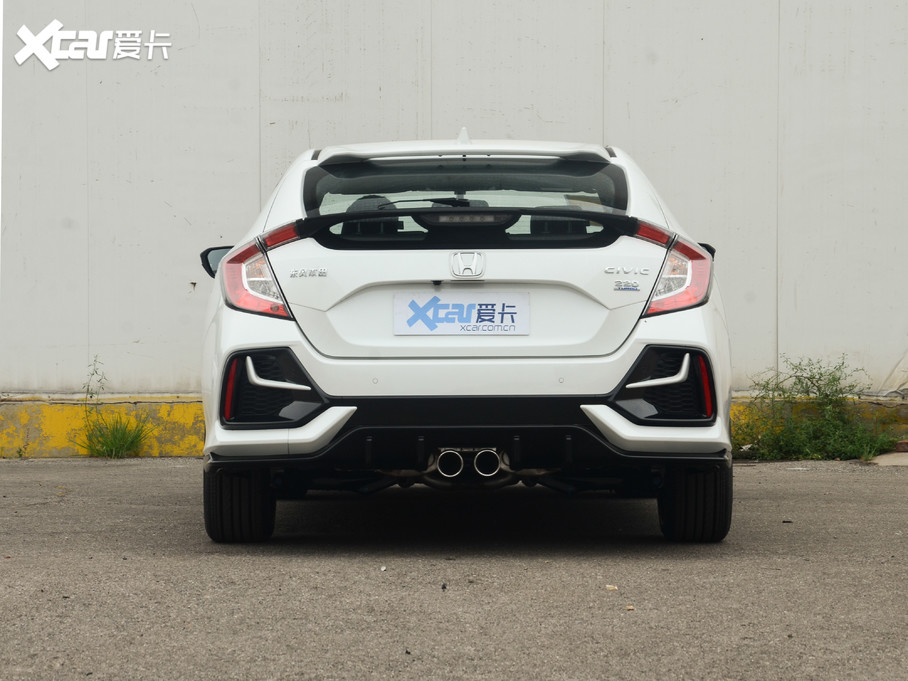 2020款思域HATCHBACK220TURBO CVT潮酷控