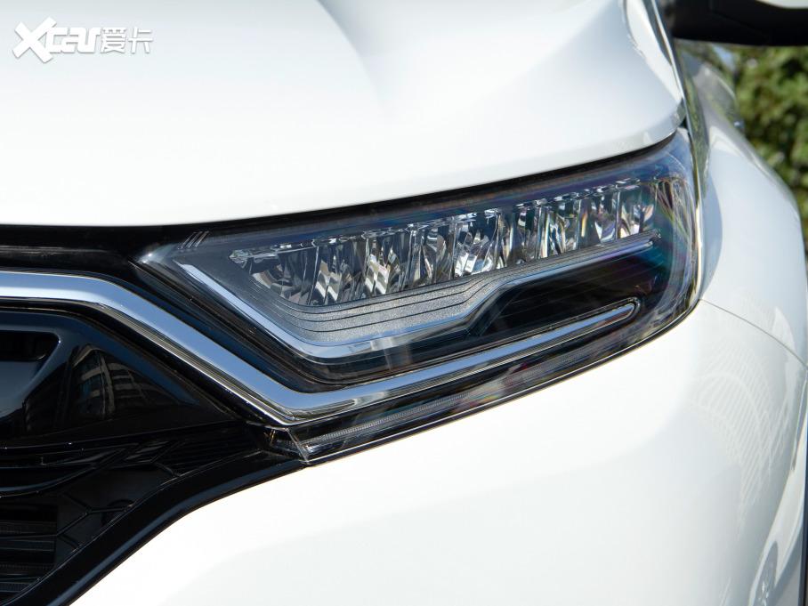 本田CR-V锐·混动