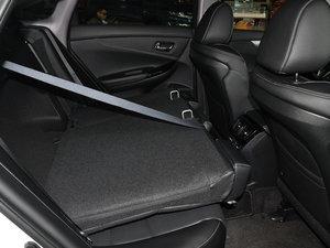 2015款2.4L DCT 尊耀版 后排座椅放倒